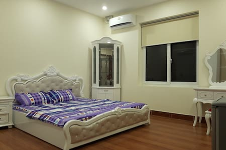A new, modern serviced apartment at Van Cao str. - Hai Phong - Byt