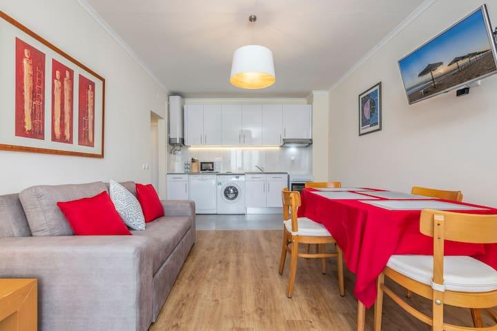 Apartamento T1 proximo da praia em Quarteira