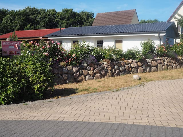 Strandapartment DEICH-LOUNGE Zingst
