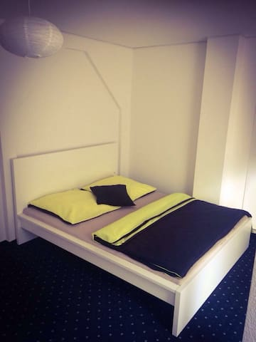 Nice and clean Doubleroom - Rostock
