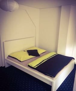 Nice and clean Doubleroom - Rostock - Flat