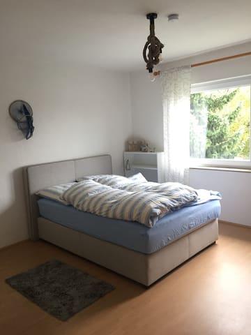 Stadtnah im Grünen - 3 Zimmer Wohnung