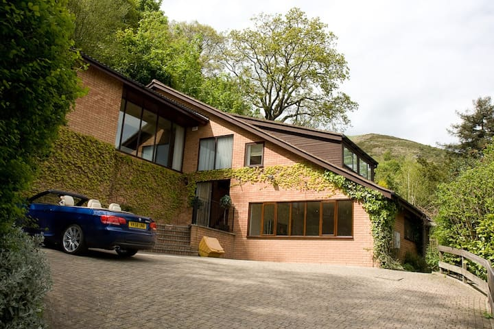 Hillside House, Great Malvern - Worcestershire - Hus