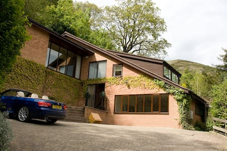 Hillside House, Great Malvern - Worcestershire - House