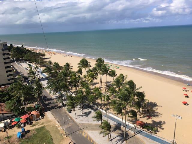 Apartamento Beira-Mar em Recife - Praia de Piedade