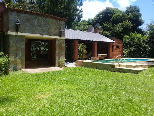 Casa Relax, muy confortable-