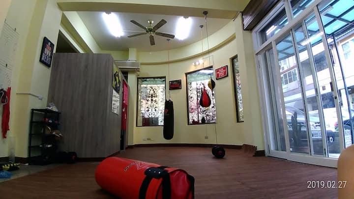 拳擊與泰拳教室