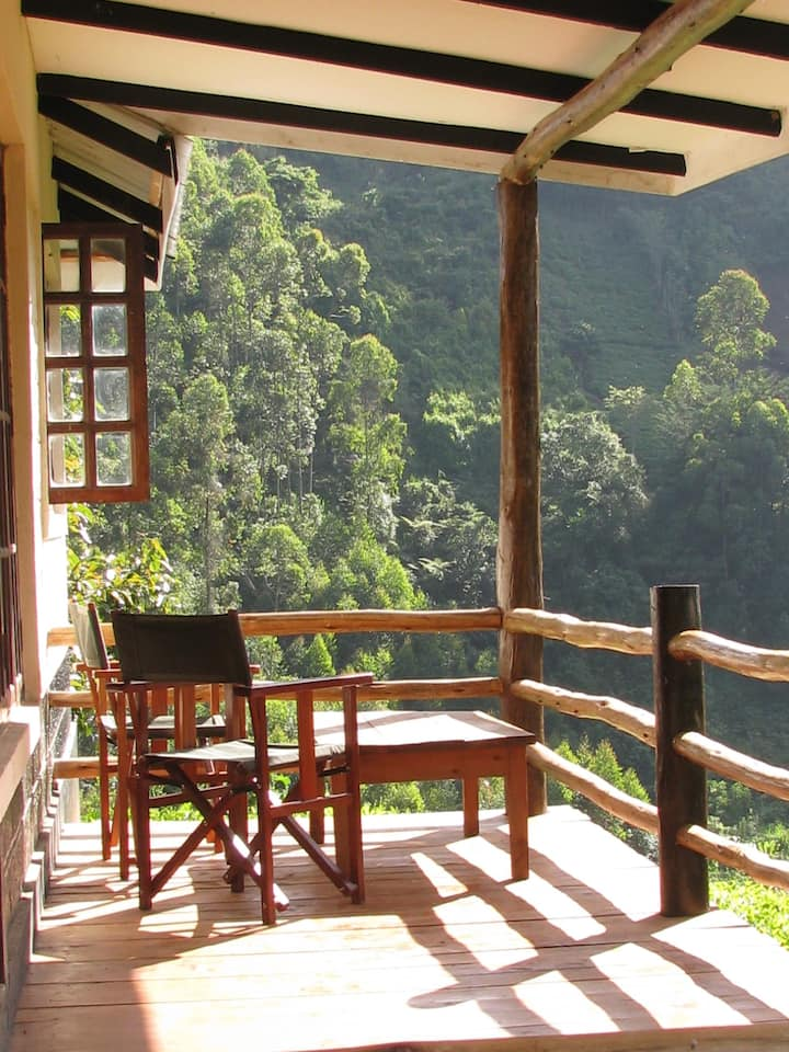 Kimakia Tea Cottages 1 ,  Aberdare Mountain Range