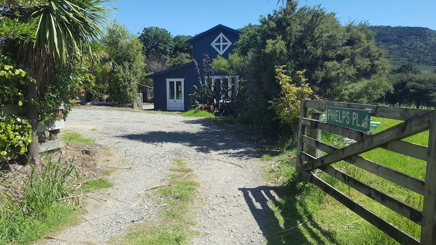Motu Honey House - Great Barrier Island - House