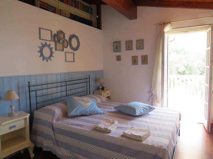 Camera Azzurra - Lavanda e Limoni