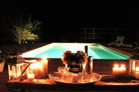 Fantastic Farmhouse,in Gavi area,Private Pool - Casaleggio Boiro - Rumah