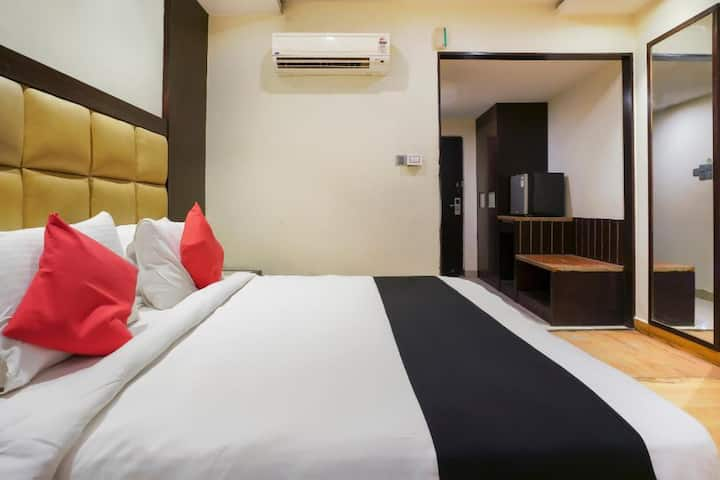 Couple Friendly Rooms in Miyapur, Allwyn X Roads