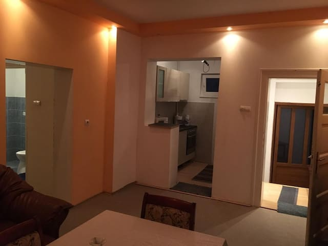House Apartament DD Rosca