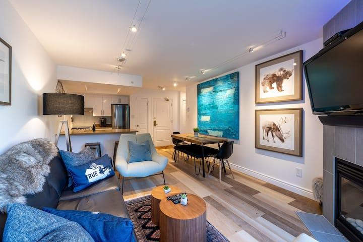 Stylishly Renovated One Bedroom Condo