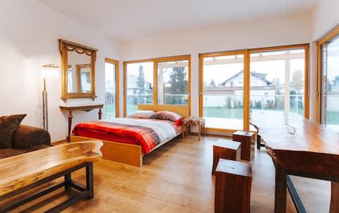 Apartment Vienna Loft with FREE PARKING/Wifi