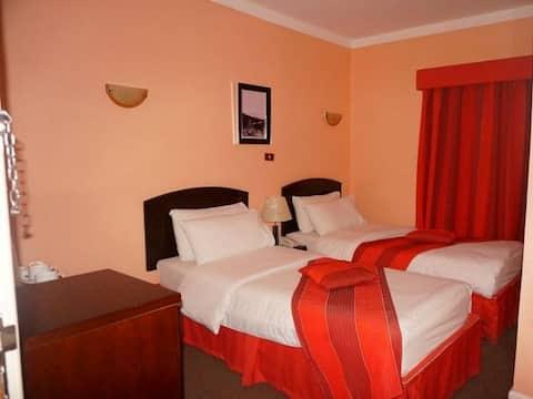 petra night hostel