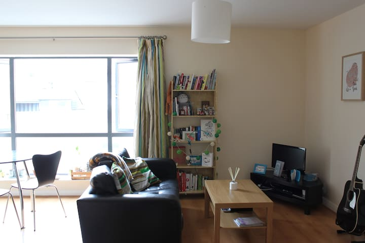 Comfortable and nice room for 2 - Dublin - Appartement