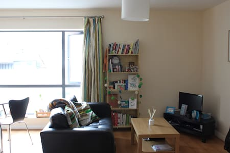 Comfortable and nice room for 2 - Dublin - Apartment