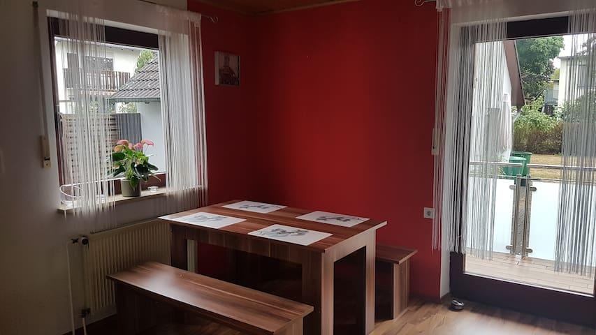 Gemütliche 2 Zimmer Wohnung in Roth/Nürnberg
