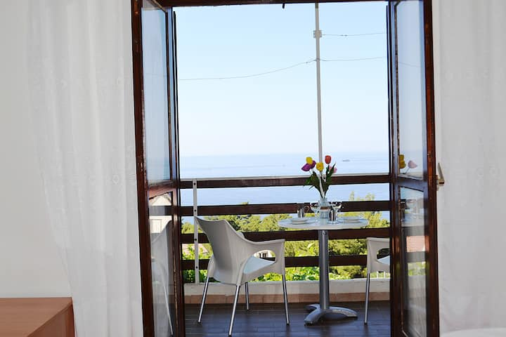 Seaview apartment with one bedroom - App 2