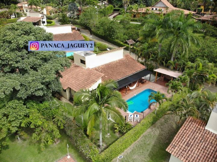 Hermosa y acogedora casa finca en panaca jaguey 2.