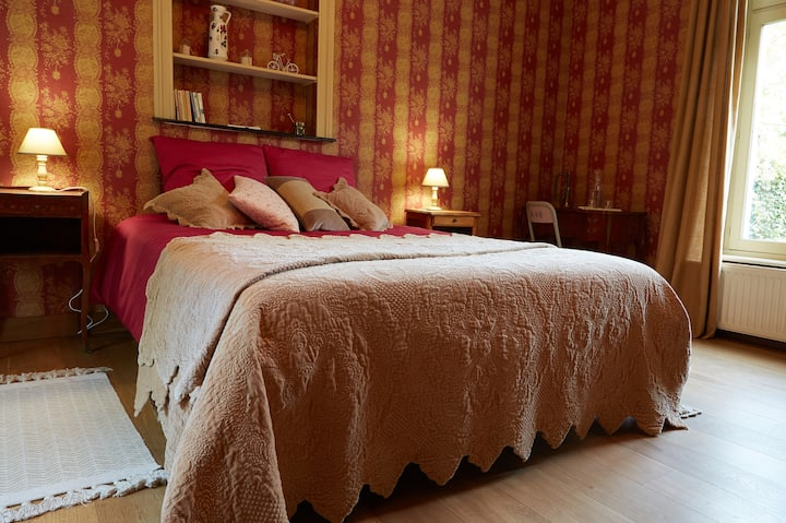 Les Hortensias - Eco-friendly Bed and Breakfast