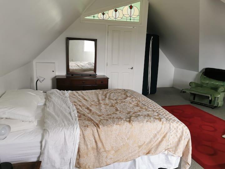 Private Loft in rural setting