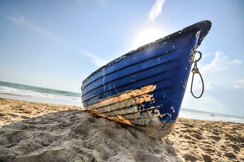 Ferienwohnung Diodora direkt am Meer
