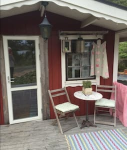 Cosy Cottage with a lovely view over the ocean - Kungälv