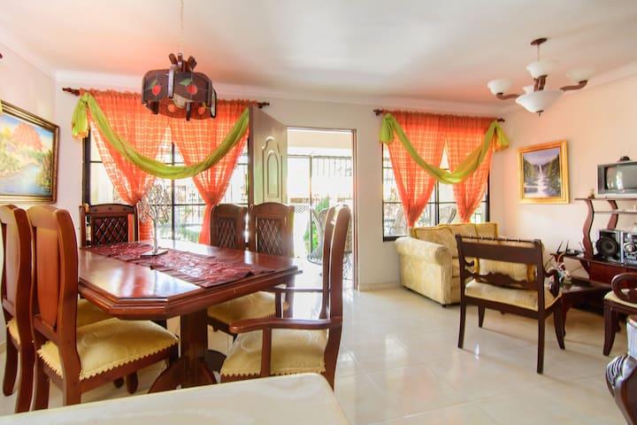 Private bedroom in Santo Domingo