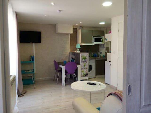 petit logement en plein centre de Chorges - Chorges - Leilighet