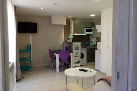 petit logement en plein centre de Chorges - Chorges - Apartemen