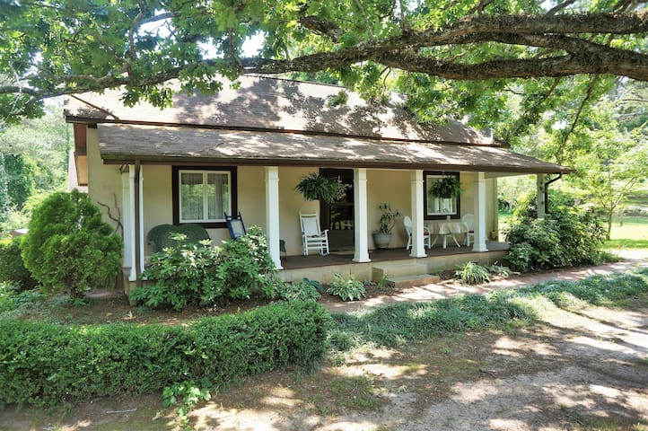 Southern Oak cozy Guest Lodge - Newnan - Daire
