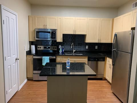 Peaceful 1BR close to Entertainment & AT&T stadium