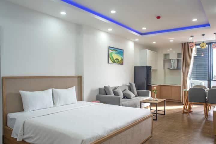 Cozy 1 bedroom apartment near Nha Trang beach