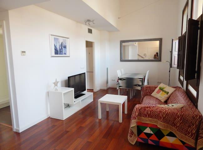 Precioso Dúplex Barri Vell - 3.1 - Girona - Apartemen