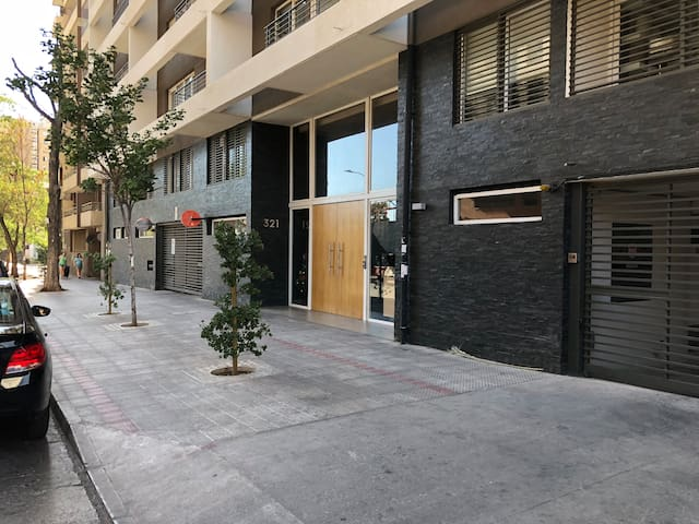 Departamento nuevo, Santiago Centro.