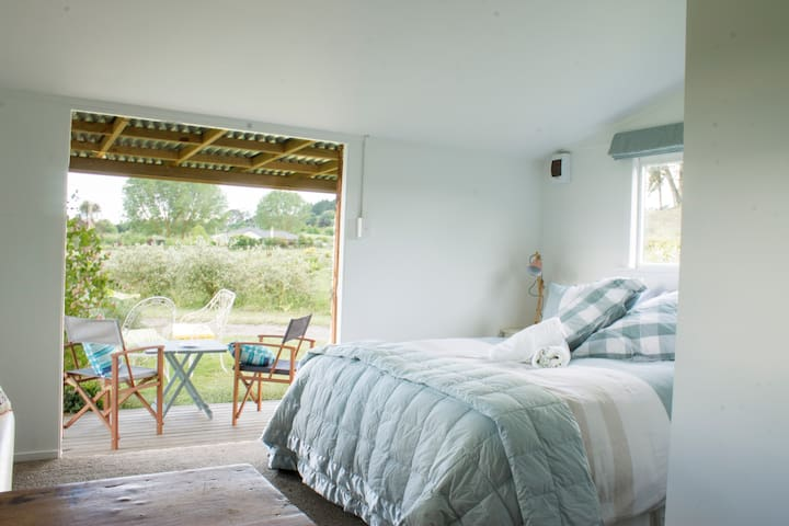 Gorgeous Romantic Retreat In The Countryside - Haumoana - Cabana