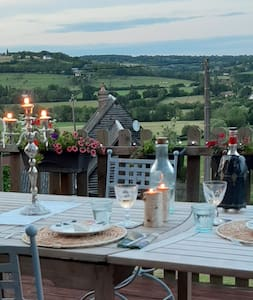 Le Relais de Roquine, 2 private bedrooms and diner