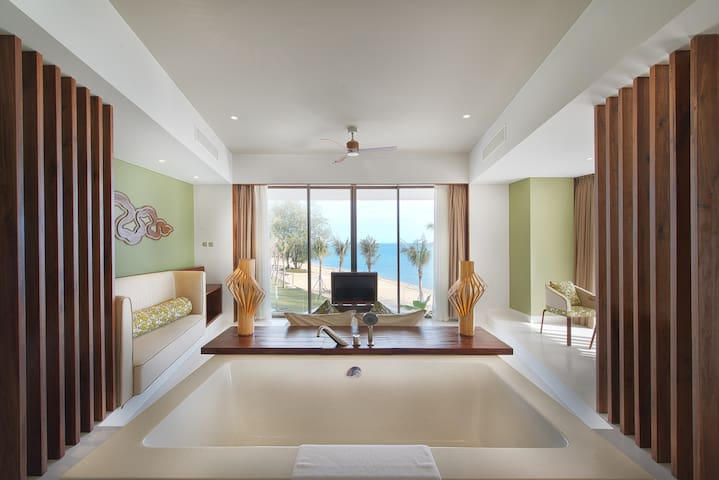 Beachfront Couples Room in Phu Quoc - tp. Phú Quốc - Pis