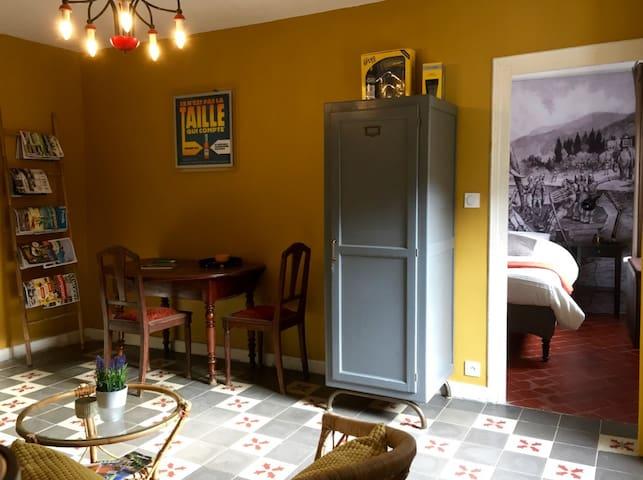 """Kamer en suite """"Mas de la Pauze"""""""