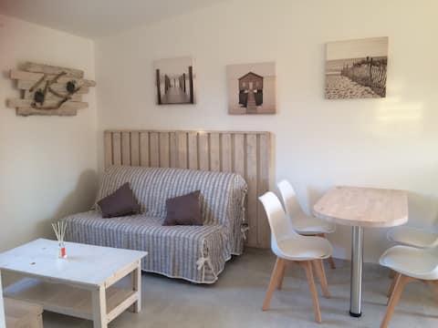 Mini villa à Agosta plage