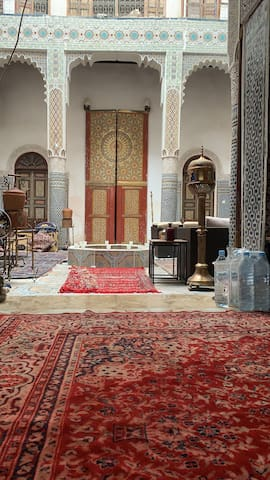 Soufi spiritual  house