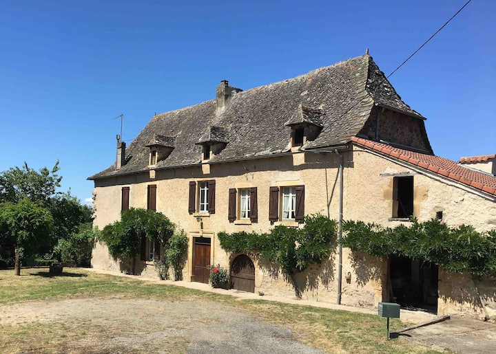 Maison en Rouergue