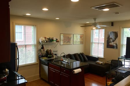 Convenience & Charm Near VCU - Richmond - Wohnung