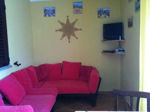 Casa nella meravigliosa Sardegna, comfort e relax