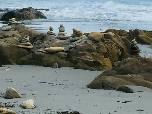 L'endroit: Penty  bord de mer