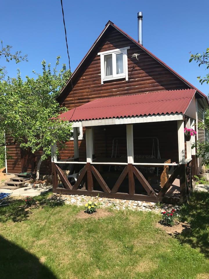 Дом с веником-Здоровье и тепло