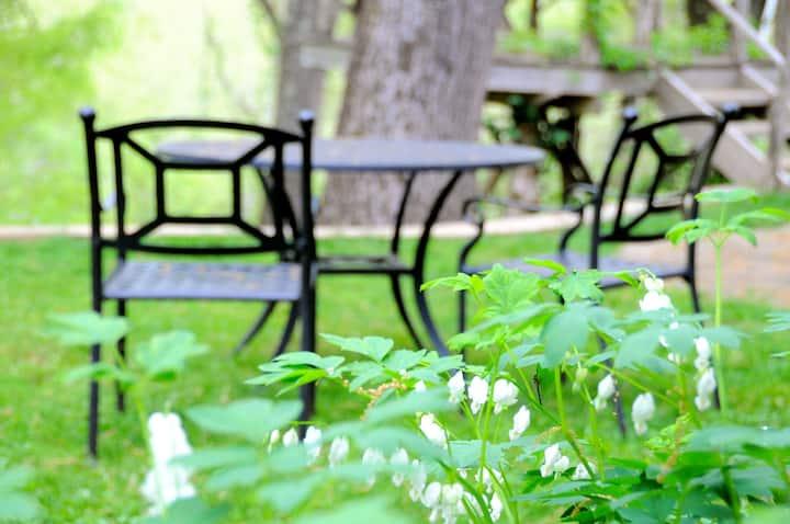 Convenient Nature Sanctuary