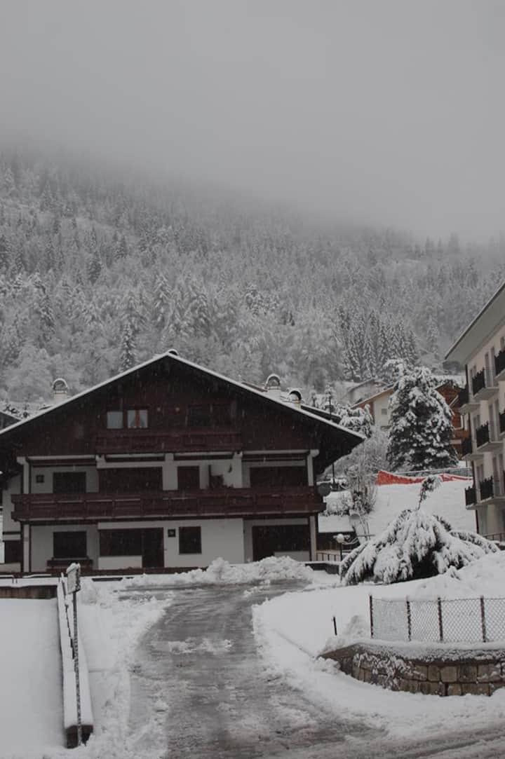 Habitat nel cuore delle montagne Dolomiti-Cadore